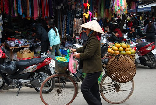 Small Business in Hanoi